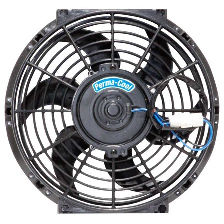 PERMA-COOL 18120 Cooling Fans - Electric 10in Electric Fan Spiral Blade PERMA-COOL 18120 Cooling Fans - Electric 10in Electric Fan Spiral Blade