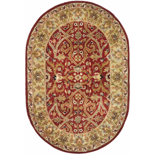Safavieh Heritage Oslo Hand-Tufted Wool Area Rug
