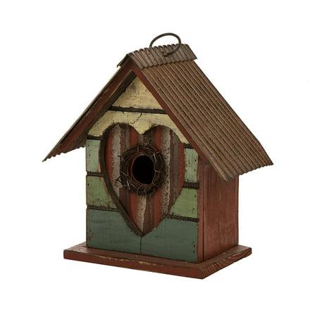 Achla Designs Birdhouse (Glitzhome 8.66