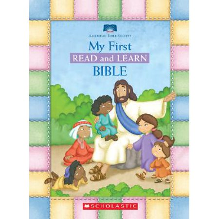 My 1st Read And Learn Bible (Board Book) - Family Bible Reading
