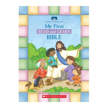 Learn 1 Trio Book - My 1st Read And Learn Bible (Board Book)