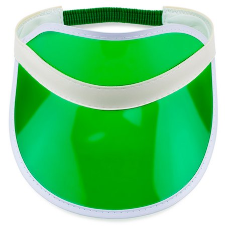 Brybelly Official Green Casino Style Dealer Visor - Casino Style