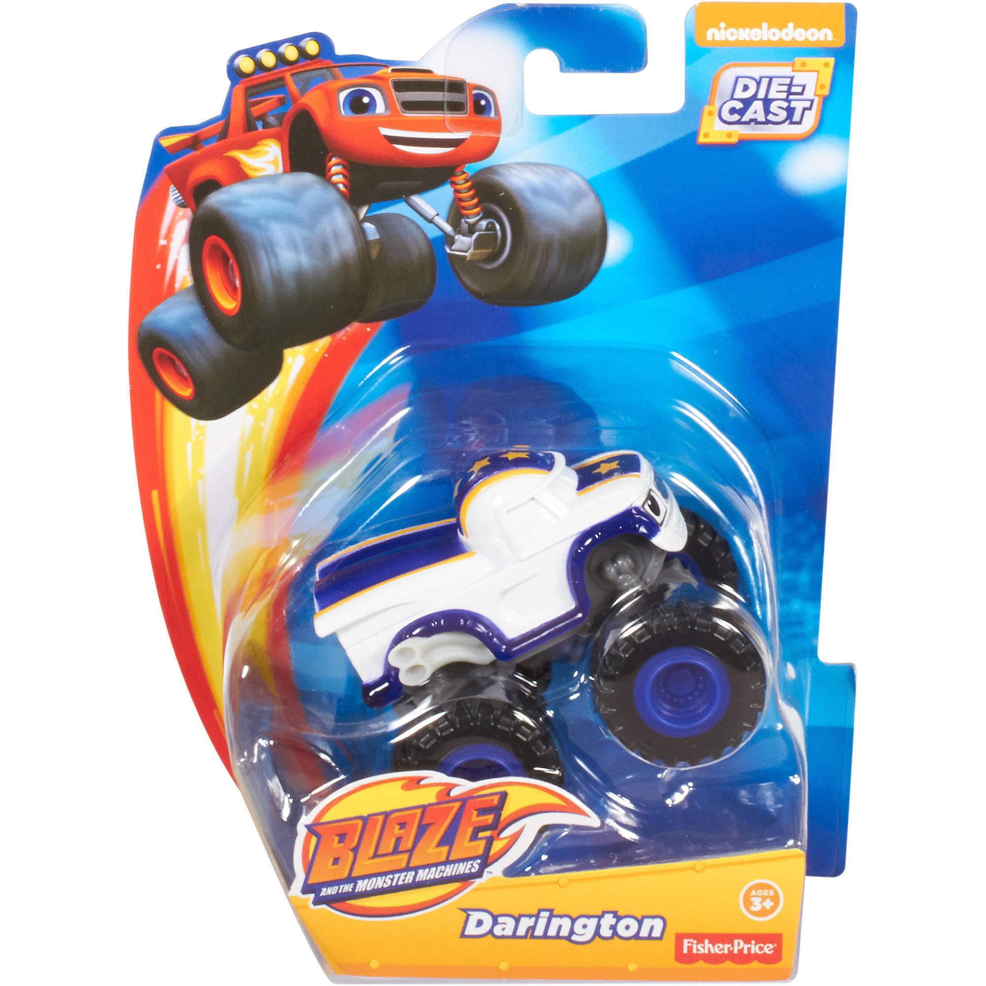 Blaze and the Monster Machines Darrington Vehicle