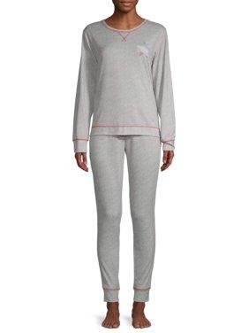 EV1 from Ellen DeGeneres Ombre Star Pajama Set Women's
