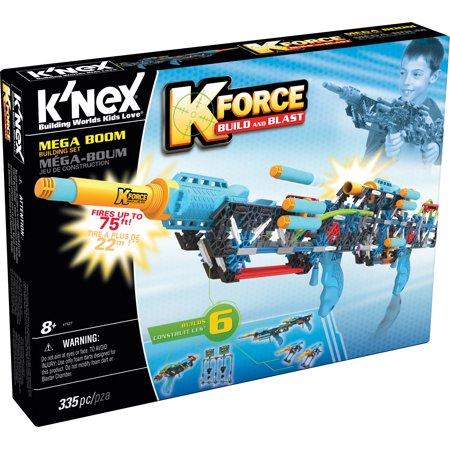 Knex Mega Boom Building Set