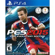 Pro Evolution Soccer 2015, Konami, Playstation 4, 00083717202974