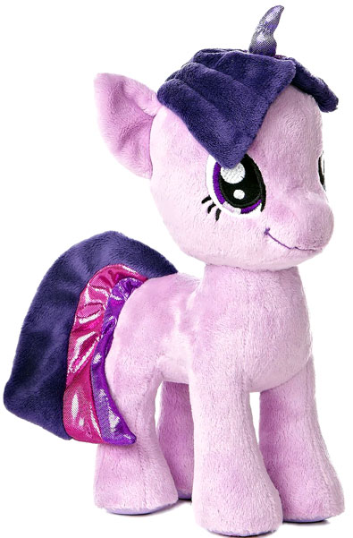 Plush Toy 4th Dimension My Little Pony The Great and Powerful Trixie 12 Inches