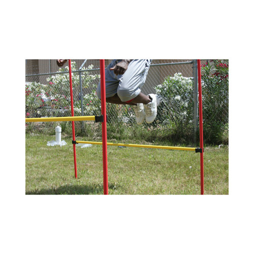 Amber Sporting Goods Outdoor Coaching Hurdle (Set of 3)