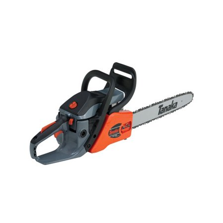 Tanaka TCS33EB/16S Chain Saw, 32 cc, 11.8 oz Fuel, 16 in