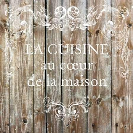 French Farmhouse 3 Poster Print by Melody Hogan (12 x
