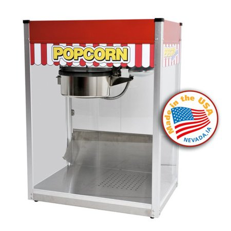 Paragon   Manufactured Fun 1120810 Classic Pop 20 Oz Popcorn Machine