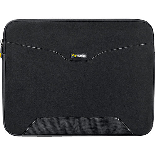"""SOLO Active CheckFast 16"""" Laptop Sleeve"""