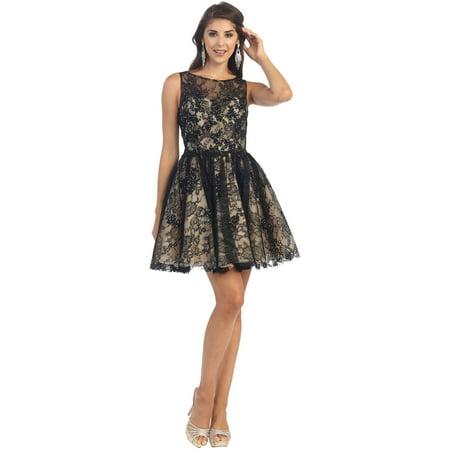 SEMI FORMAL CUTE HOMECOMING SHORT DRESS