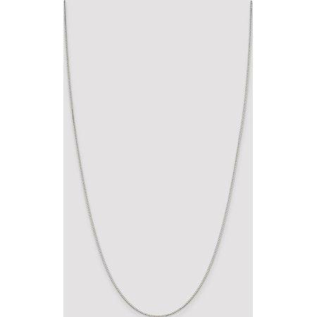 Argent 925 1.10mm cha?ne Box - image 2 de 5