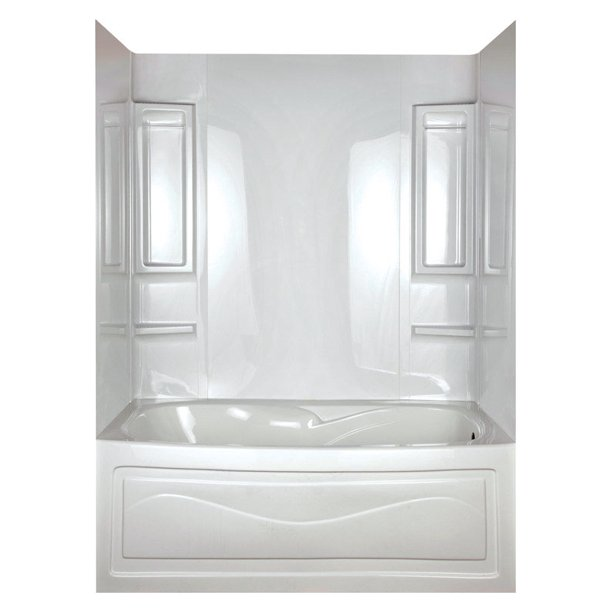 Rless Vantage 5 Piece Bathtub Wall, Bathroom Tub Surrounds