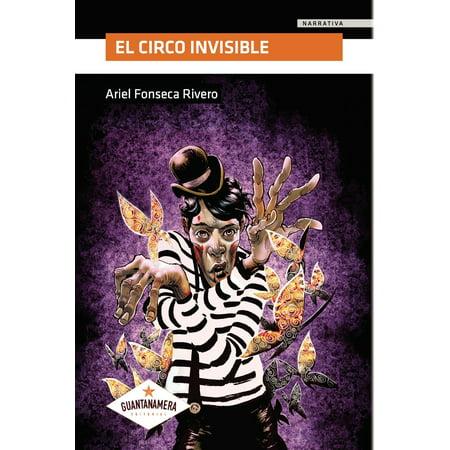 El circo invisible - eBook - Cinco Toys
