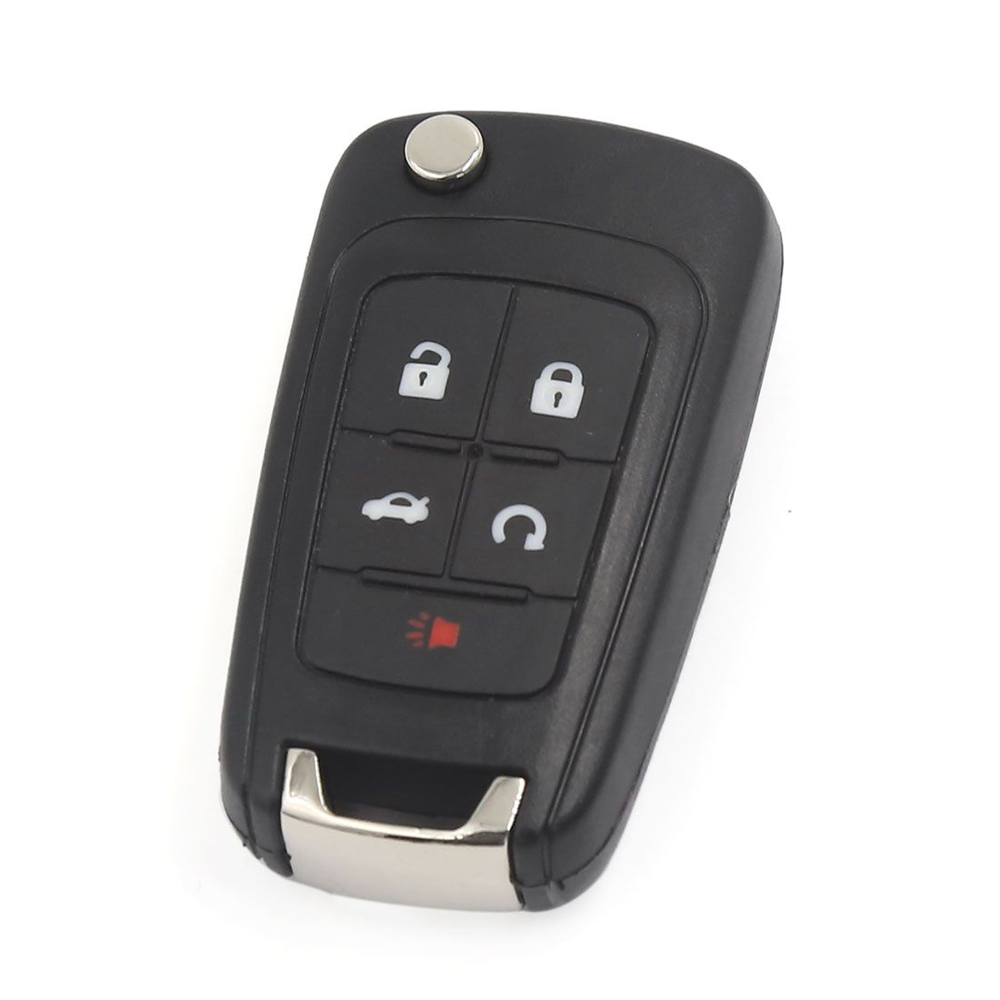 New Car Keyless Entry Remote Flip Key Fob Control for Chevrolet OHT01060512