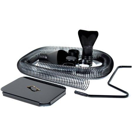 Earthquake Vacuum Chipper Shredder Kit, Black