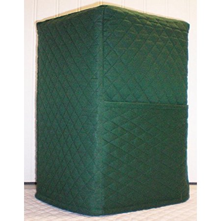 Quilted Bread Machine Cover (Hunter Green)