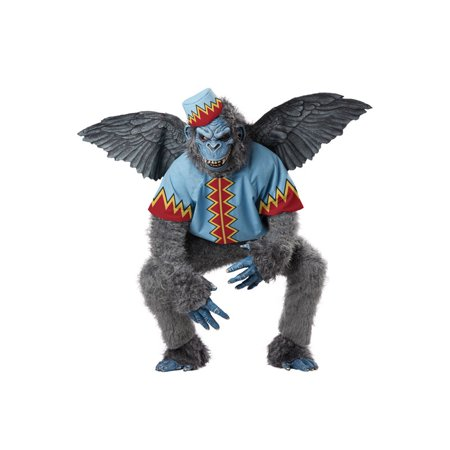 Flying Monkey Adult Costume - Adult Flying Monkey Costume