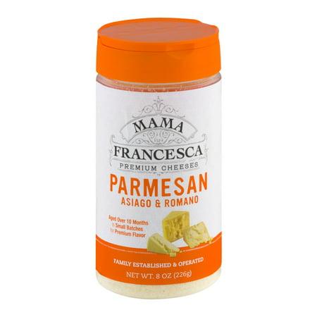 Mama Francesca Premium Parmesan  Romano And Asiago