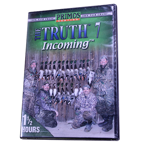*Primos The TRUTH 7 Incoming DVD 45071 by Primos