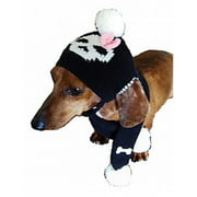Dallas Dogs 2008-S Jolly Roger for Her Hat and Scarf, Small