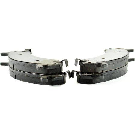 Centric Posi-Quiet Brake Pad, #106-06280