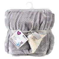 Parent's Choice Royal Plush Blanket, Choose Color