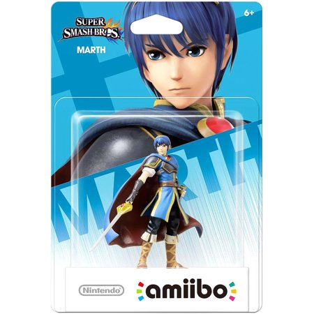 Marth amiibo (Super Smash Bros Series) (Unlock All Super Smash Bros Melee Characters)