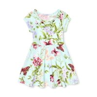 Floral Dress Baby Girl