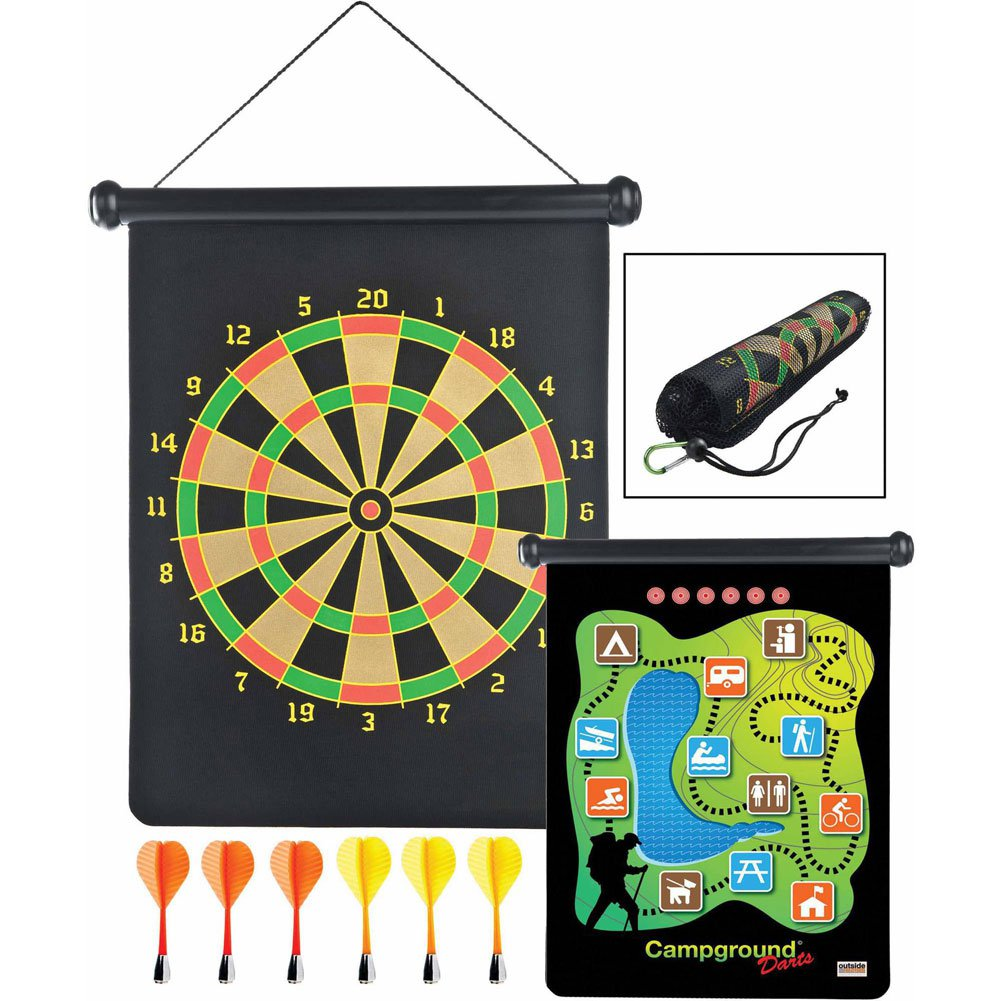 GSI Outdoors 99950 Roll-Up Magnetic Campground Darts
