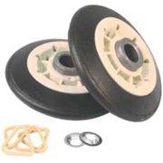 Supco 631412 Dryer Drum Roller Wheel For Whirlpool De702T -Pack of 3