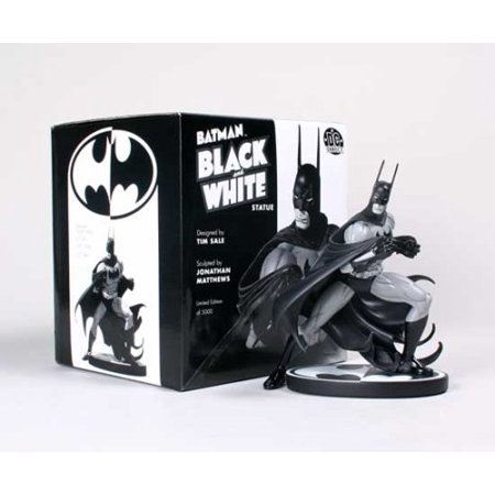 Batman: Black & White Mini-Statue Designed by Tim Sale - image 1 of 1