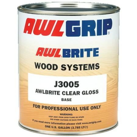 Awlgrip J3005G Awlbrite Clear Urethane Wood Finish