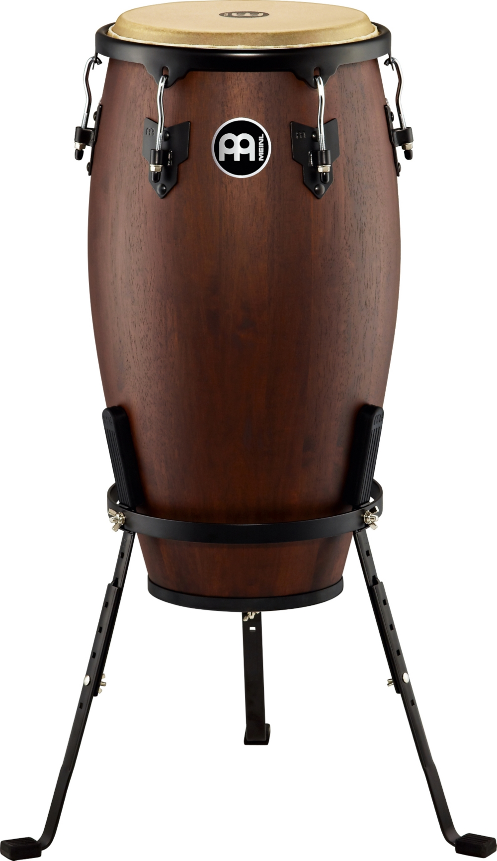 Headliner Designer Wood Conga with Basket Stand by Meinl