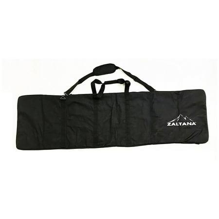 Blank Snowboard (Zaltana SKB20 Padded Snowboard Carier Bag Rack Holds ( 18