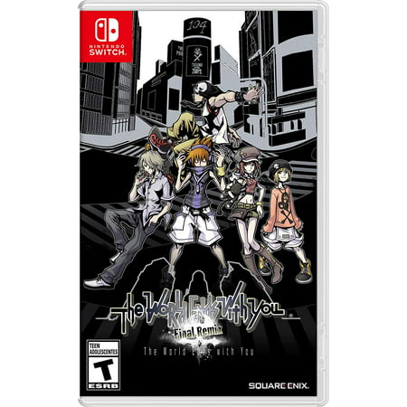The World Ends With You: Final Remix, Nintendo, Nintendo Switch, 045496592851 (Band Of Gold Remix)