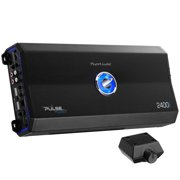 Planet Pulse Series 4 Channel Amplifier 2400W Max