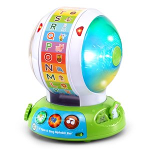 (LF) Spin & Sing Alphabet Zoo