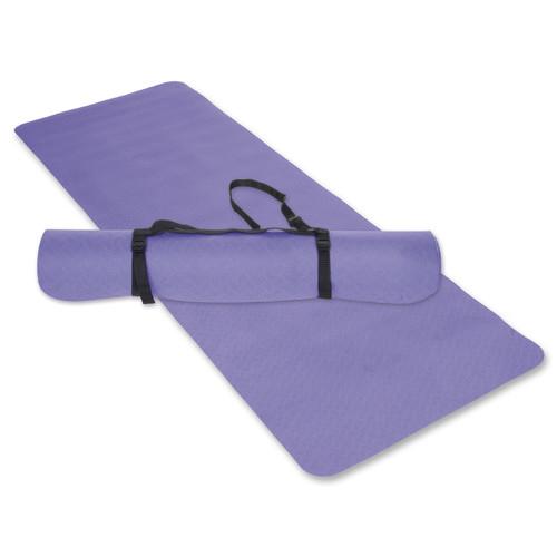 EcoWise Yoga & Pilates Mat (Lavender)