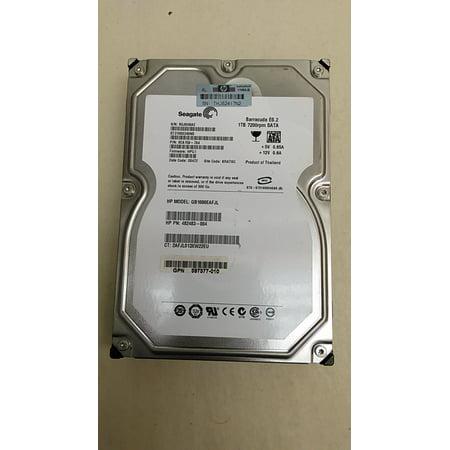 "Refurbished Seagate HP ST31000340NS Barracuda ES.2 1TB 3.5"" SATA II (3.0Gb/s) Enterprise"