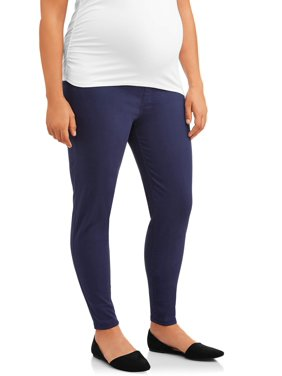 Maternity Concepts Full Panel Skinny Colored Jean (Available in Multiple Washes)