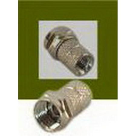 IEC F100-RG59-TW F Type Male CATV Twist-on Connector for RG59 Male Catv Twist