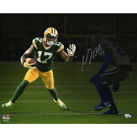 Davante Adams Green Bay Packers Autographed 16