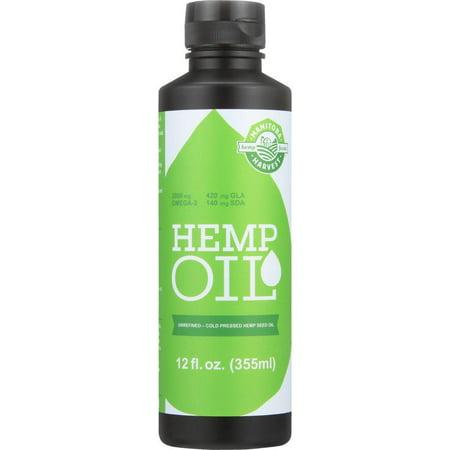Manitoba Harvest Hemp Seed Oil, 12 Fl Oz ()