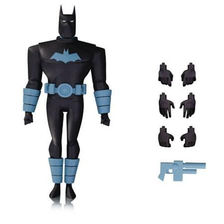 The New Batman Adventures Anti-Fire Suit Batman Action Figure. (Iron Batman Suit)
