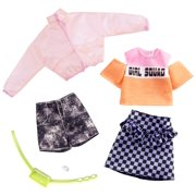 Barbie Clothes -- 2 Outfits and 2 Accessories for Barbie Doll