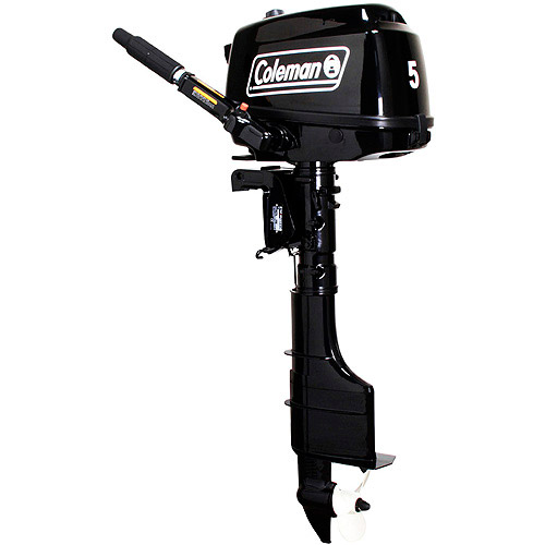 Coleman Outboards 5 Hp Outboard Engine