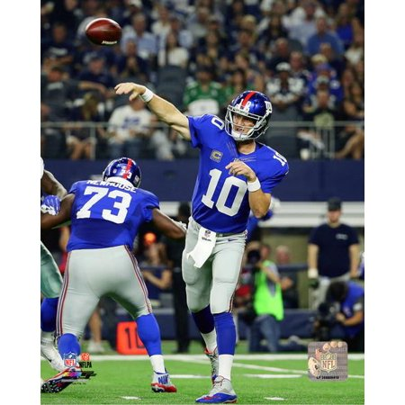 Eli Manning 2015 Action Photo Print